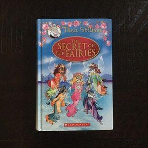 Thea Stilton The secret Of the Fairies Book